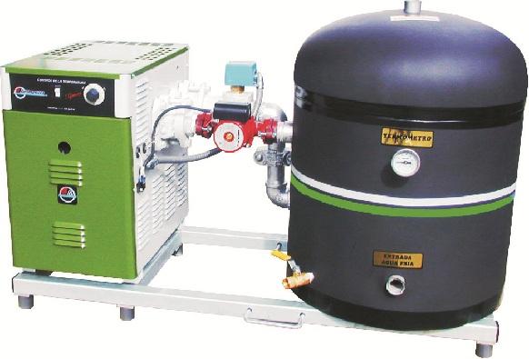 Calderas y sistemas hidraulicos s a de c v calderas de for Caldera para alberca